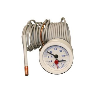 Buderus Thermomanometer RD52 V2