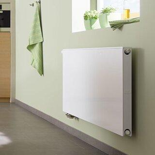 Kermi Therm x2 Heizkörper Bauhöhe 200 Typ 22 Kompakt oder Ventilausführung Wand